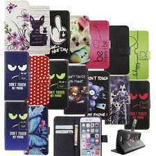 CELL PHONE CASE PROTECTIVE FOLDING COVER BOOKSTYLE WALLET 360 STAND FUNCTION NEW