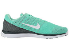 NIKE WOMENS IN SEASON TR 6 GREEN GLOW WHITE SHOES 2017 **FREE POST AUSTRALIA