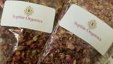 Dried Rose Petals Any Amount - High Quality