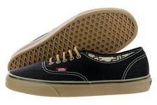Vans Authentic T&G VN0003Z3I3Z Black Gum Twill Classic Shoes Medium (D, M) Mens
