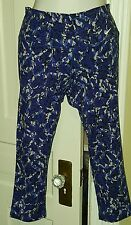 ~NWT WOMENS NIKE LEGEND TIGHT FIT CAPRI'S~BLUE TRAINING~RUNNING~823475 DRI FIT