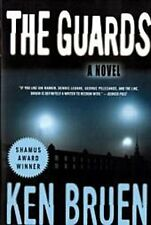 Ken Bruen ~ The Guards (Jack Taylor) 9780312320270