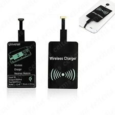 QI Wireless Charging Charger Receiver Module for Universal Micro-USB Cell Phone