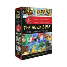 The Brick Bible: The Complete Set by Brendan Powell Smith (Mixed media...