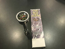 EVOLUTION MACHINE AND CYCLE OIL PRESSURE GAUGE FOR H-D P/N 461097 NEW IN BOX
