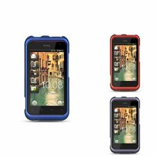 Hard Clip On Rubberized Protective Back Cover Case For HTC Rhyme / Bliss