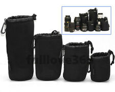 Matin Neoprene waterproof Soft Camera Lens Pouch bag Case Size- S M L XL FE