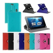 """360° Rotating PU Leather Tablet Stand Case Cover for Acer Iconia Tab W 8"""""""