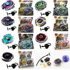 RARE BEYBLADE 4D SYSTEM TOP RAPIDITY METAL FUSION FIGHT MASTER KIDS GIFT TOYS US