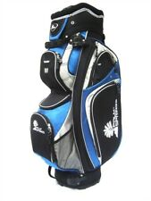 PALM SPRINGS GOLF Royal Blue/Silver 14 Way Full Length Divider Cart Bag
