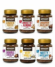 BEANIES FLAVOURED COFFEE 50g JARS- SELECT YOUR FLAVOUR