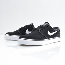 Nike SB Men's Shoes Janoski Zoom Suede Black/White