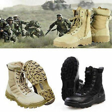 Mens Army Forced Entry Military Duty Work Boots Tactical Deployment Boot Shoes