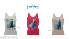 Tank tops Original Frozen the Regno of Ice Anna and Elsa tank top tank top