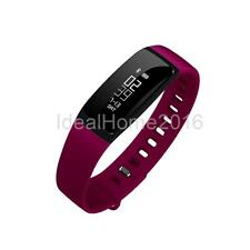 V07 Blood Preasure Smart Wristband Bracelet Pedometer Heart Rate Monitor