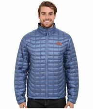 North Face Mens THERMOBALL Full Zip Jacket Moonlight Blue XL XXL