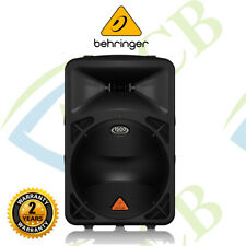 """Behringer B615D Active 15"""" PA Powered Speaker 1500W 2 Way ABS DJ Band"""