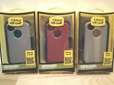 Otterbox Defender Series Case for Iphone 4 4s With Holster Belt Clip