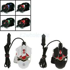 Macro Programming Mechanical Gaming Mouse Programmable Buttons Notebook