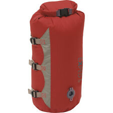 Exped Waterproof Telecompression Small Unisex Bag Stuff Sack - Red One Size