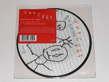 """The Cure - The End Of The World - UK 7"""" Picture Disc Vinyl Single NM 2004"""