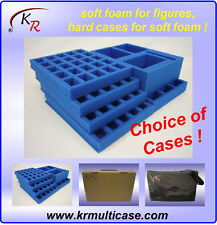 KR Multicase & foam trays for 2 Rhino, Predator, 18 terminator, 100 troop  ~SM-A