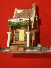 "Department 56 Dickens Village Series ""Childe Pond"" Heritage Village Series #6"