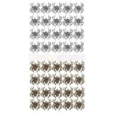 MagiDeal 20pcs Antique Bronze/Silver Spider Insect Charm Pendants Jewelry DIY