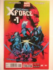 Uncanny X-Force 1 2 3 4.  (2013).  Full Run.  Sam Humphries.  Ron Garney.