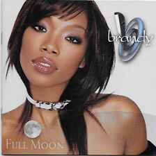 Full Moon by Brandy CD 2002 * What About us? * Atlantic Label