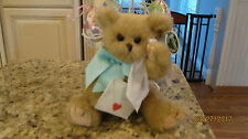 "10"" BEARY BLUE WITHOUT YOU*Bearington Bear*NEW*NWT*Spring*MISS YOU*171301"