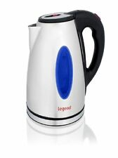 Stainless Steel 1.7L Kettle Illuminated Rapid Boil Cordless Jug Electric