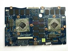 Toshiba Qosmio X305-Q708 Q706 1GB Nvidia SLI Video Card LS-4301P K000062220