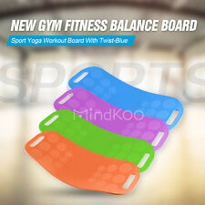 Fit Workout Board Balance Sport Gym Trainer Board Turnboard Muscle Home Exercise