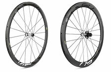 "FIR R36/50 Carbo Wheelset 28"" Road bike Carbon Clincher 1560gr. Shimano Campa"