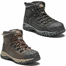 Dickies Medway Safety Boots Water Resistant Steel Toe Cap Mens boots UK6-12