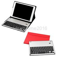Aluminum Wireless Bluetooth Keyboard Folios Case Cover for iPad Pro 9.7""