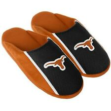 University of Texas Longhorns Slippers Jersey Slide House Shoes