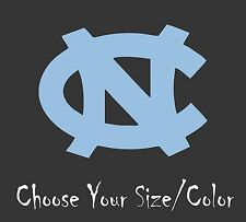 NCAA North Carolina NC Tar Heels University for Truck Car Decal Sticker College