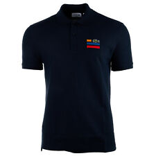 Lacoste Slim Fit Pique Chest Embroidery Polo Shirt  - Mens