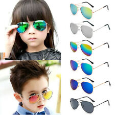 New Retro Vintage Style Kids Children Unisex Sunglasses Boys Girls Glasses UV400