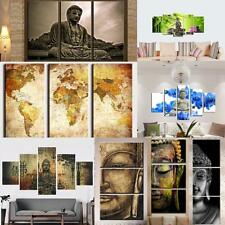 Canvas Wall Door Art Oil Painting Picture Poster Print Home Room Decor No Framed