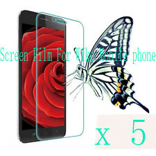 5 Clear Glossy Matte LCD Screen Protector Film Cover Skin For Wiko Mobile Phone