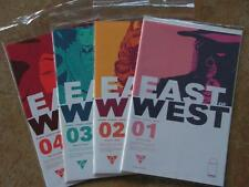 EAST OF WEST ISSUES 1 2 3 4 IMAGE COMICS HICKMAN HIGH GRADE!