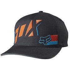 Mens Fox (BLK) Dexterous Flexfit Hat