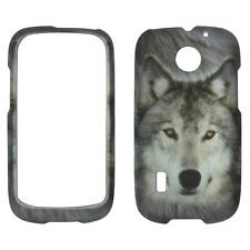For Huawei Fusion U8652 Husky Wolf Plane Case Hard Phone Cover