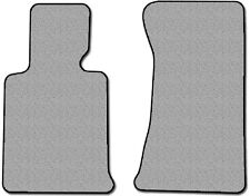 2001-2005 BMW 3 Series E46 325i 330i M3 2pc Front Factory Fit Floor Mats (Coupe)