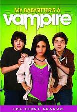 NEW - SEALED - My Babysitters a Vampire-The First Season (DVD, 2012, 3-Disc Set)