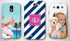 Personalised Custom PHOTO or Image Glossy phone cover case. Will fit iPhone & GS