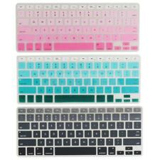 "Soft Silicone Keyboard Skin Cover Film Protector for Macbook Air 13"" 15"" 17"""
